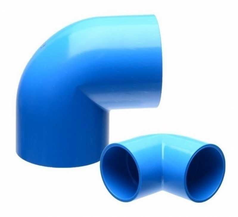 Joelho Cotovelo de 50 Mm Itabaiana - Joelho Cotovelo Azul