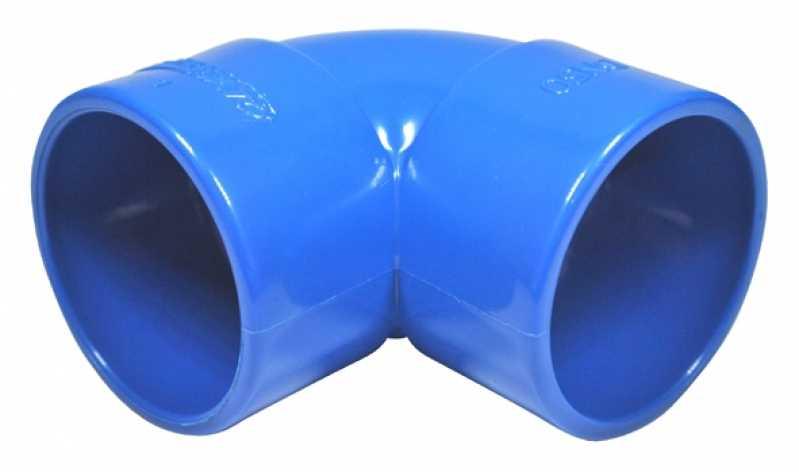 Onde Vende Joelho Cotovelo Azul Santa Maria de Jetibá - Joelho Cotovelo para Irrigação