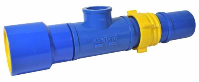 Sistema de Irrigação Convencional Portátil