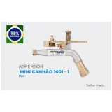 aspersor mini canhão irrigação á venda Campinas