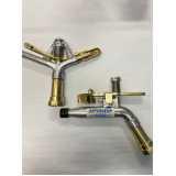 aspersor irrigação tipo canhão