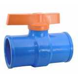 conexão de irrigação