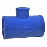 preço de tê para irrigação azul soldável Campo Grande