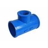 serviço de tê soldável para irrigação Taiobeiras
