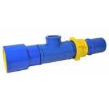 sistema de irrigação convencional portátil Xique-Xique